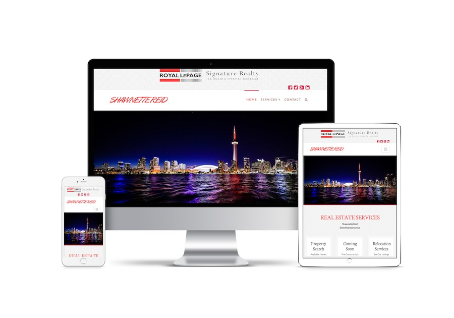 A great web design by Your Media, Toronto, Canada: