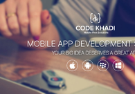 A great web design by Code Khadi, New York Mills, NY: Mobile App , Web Application , Software , iOS (Objective-C)
