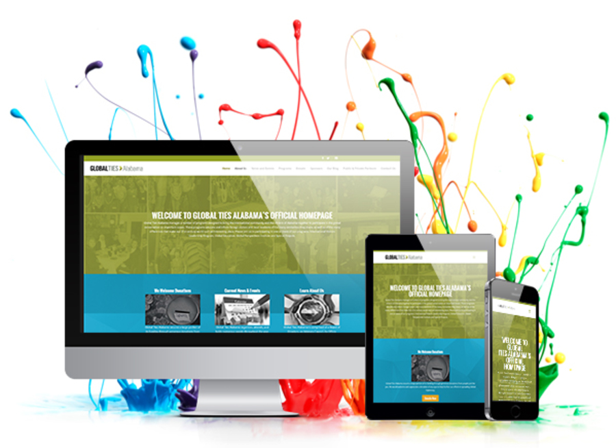 A great web design by Amplify ROI, Wilmington, NC: Responsive Website, Marketing Website , Non Profit , Wordpress