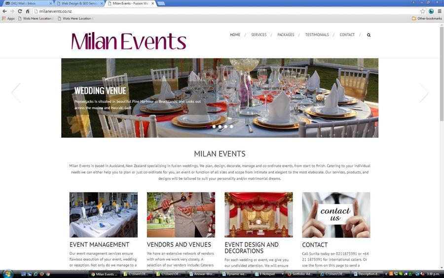 A great web design by Dynamic Web Solutions Pty Ltd, Auckland, New Zealand: Responsive Website, Marketing Website , Food & Beverage , Wordpress