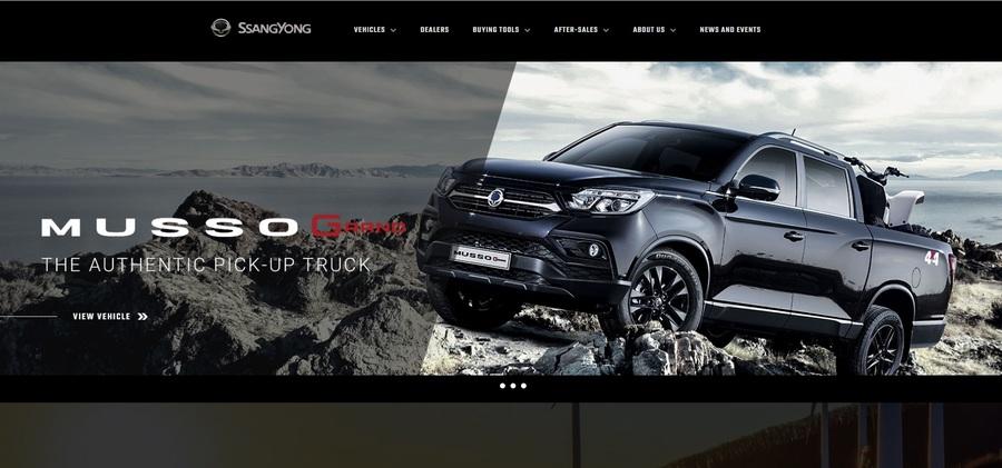 A great web design by Web Design Agents, Los Angeles, CA: Responsive Website, Portfolio , Automotive , Wordpress