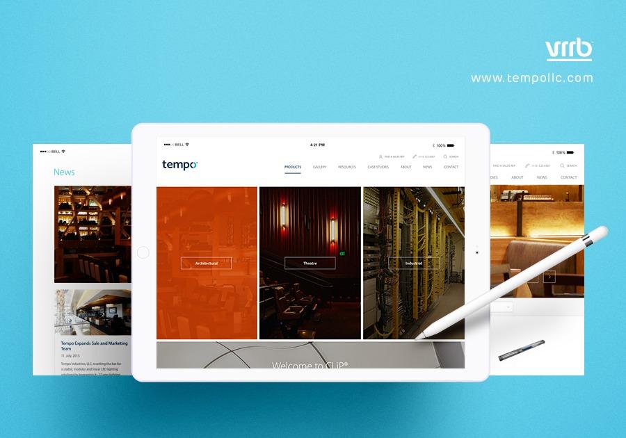 A great web design by Vrrb Interactive, San Francisco, CA: Responsive Website, Marketing Website , Technology , Wordpress
