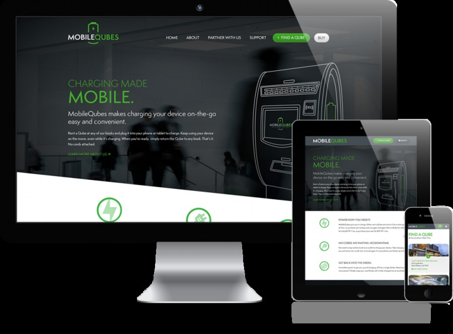 A great web design by Envoc, Baton Rouge, LA: