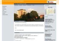 A great web design by Kunze Media, Berlin, Germany: