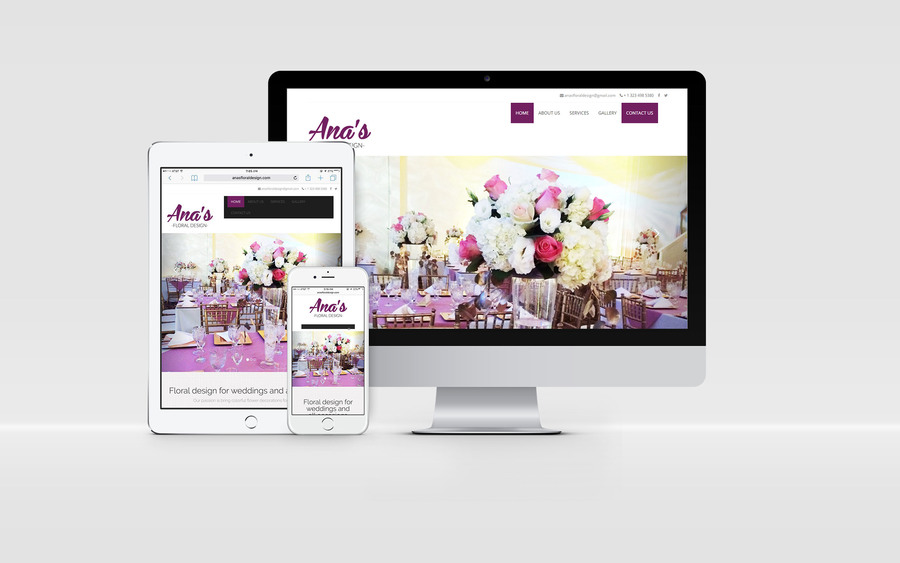 A great web design by Tartiz Studios, Los Angeles, CA: