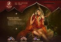 A great web design by Lepshey, Minsk, Belarus: