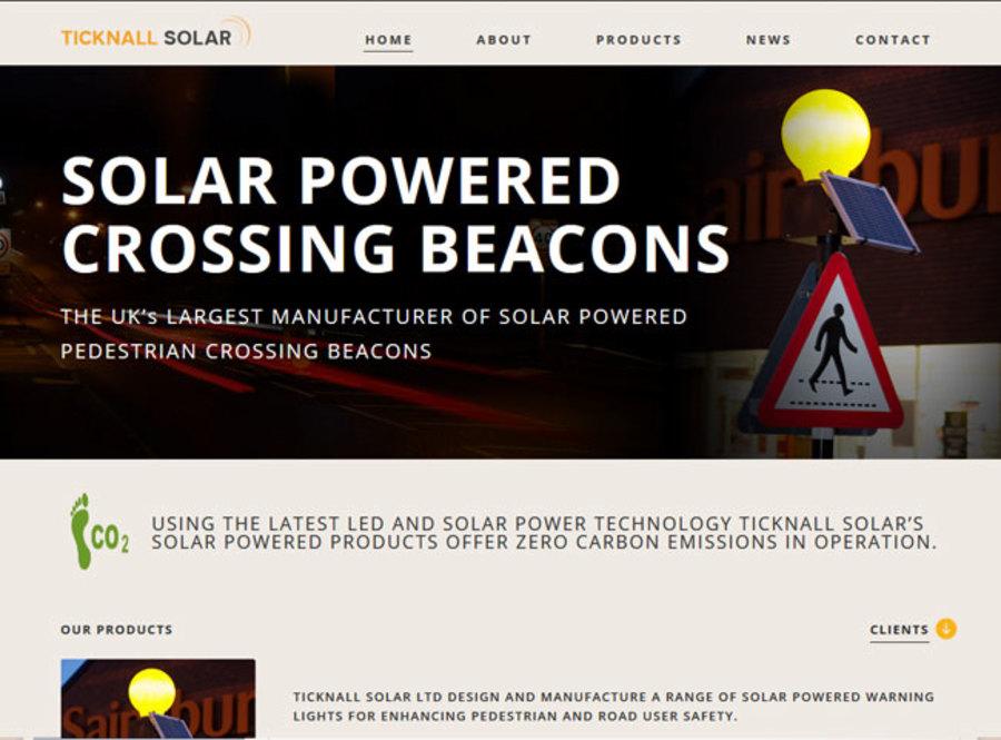 A great web design by DLZ Design, Birmingham, United Kingdom: