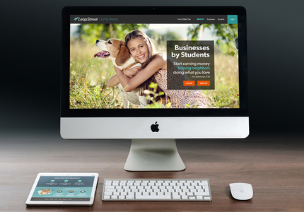 A great web design by Materiell, Washington, DC: Responsive Website, Other, Education , Ruby on Rails