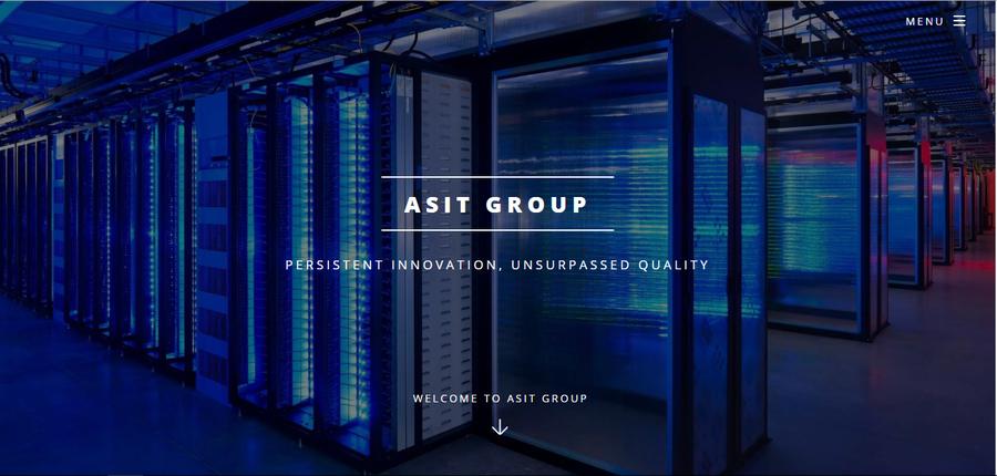A great web design by ASIT Group, Coffs Harbour, Australia: