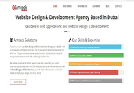 A great web design by Aimteck Solutions, Dubai, United Arab Emirates: