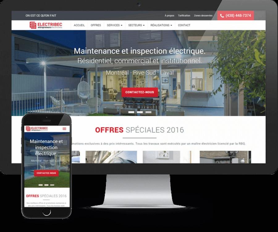 A great web design by Web design Bucuresti, Bucharest, Romania: