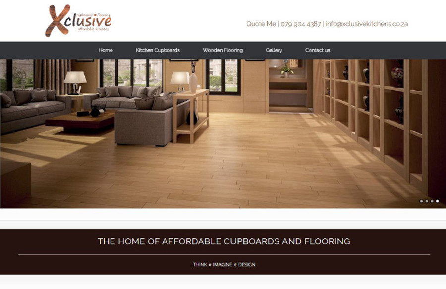 A great web design by G Web Design, Cape Town, South Africa: