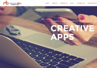 A great web design by NectarBits, Ahmedabad, India: Mobile App , Other, Internet , iOS (Objective-C)