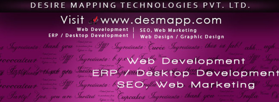 A great web design by Desire Mapping Technologies Pvt. Ltd	, Kolkata, India: