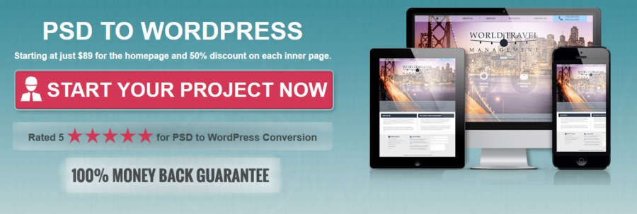 A great web design by MyDesignToWP - PSD to Wordpress Company, New Delhi, India: