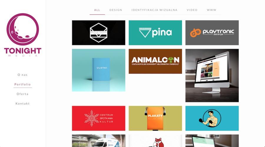 A great web design by Tonight Media, Dalvík, Iceland: