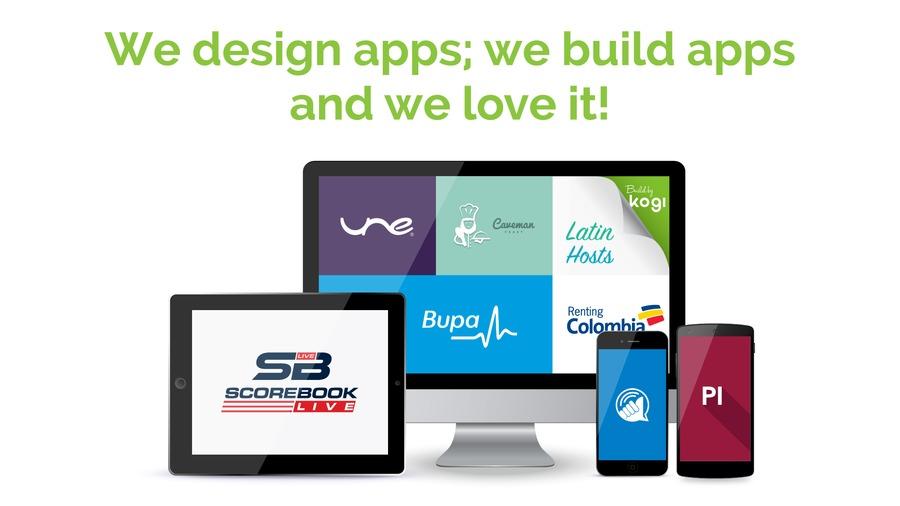 A great web design by Kogi Mobile, Miami, FL: