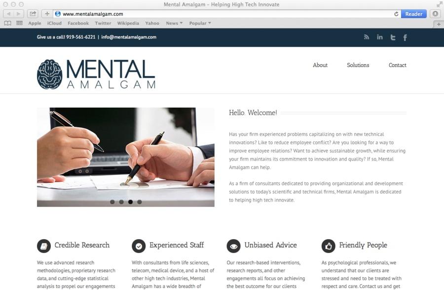 A great web design by NerdBox   Web Design   SEO, Philadelphia, PA: