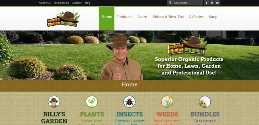 A great web design by Maurice Media Group, Atlanta, GA: