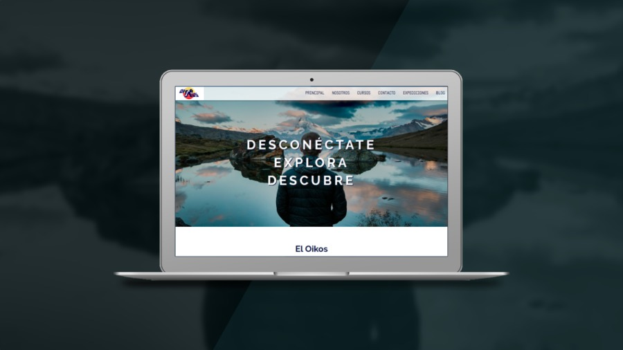A great web design by Lual, Caracas, Venezuela:
