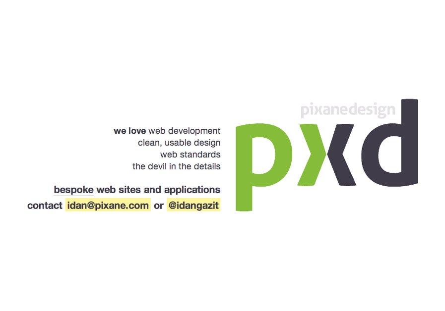 A great web design by Pixane Design, Tel Aviv, Israel: