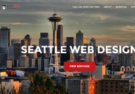 A great web design by Geeky Devils Web Solutions, Seattle, WA: