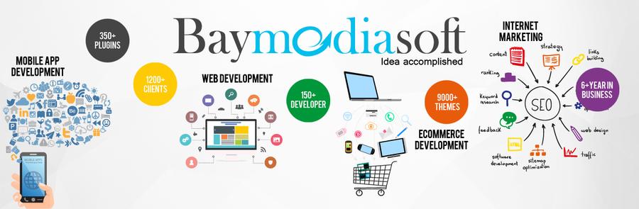 A great web design by Baymediasoft Technologies, Udaipur, India: