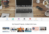A great web design by K.J Ye (Websites & SEO), Atlanta, GA: Responsive Website, Web Application , Consulting , Wordpress