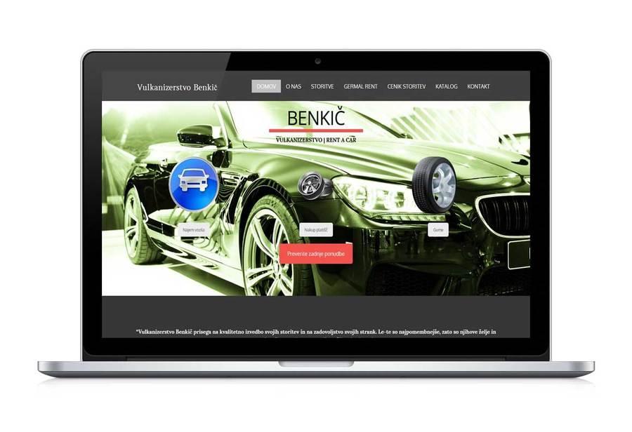 A great web design by Nomiscom WebDesign, Murska Sobota, Slovenia: Responsive Website, Marketing Website , Service , Wordpress
