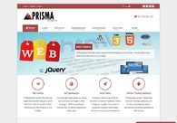 A great web design by PrismaDesignUs, Belgrade, Serbia: