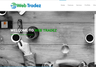 A great web design by Web Tradez, New Delhi, India: