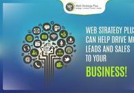 A great web design by Web strategy plus, Cincinnati, OH: