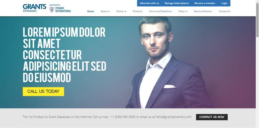 A great web design by Syslotix , Lahore, Pakistan: