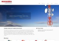 A great web design by makinrame, Bali, Indonesia: