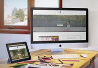 A great web design by Abhimanyu Tyagi, New York, NY: Website, Social/Community , Non Profit , Wordpress