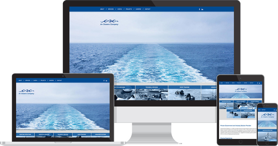 A great web design by Next Level Web, Vista, CA: