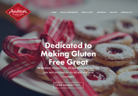 A great web design by Catapult by Sophik, St Louis, MO: Responsive Website, Marketing Website , Food & Beverage , Other
