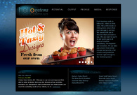 A great web design by Heliosystems, New Orleans, LA: