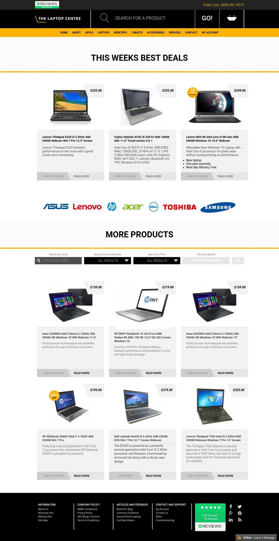 A great web design by Mir Technologies, New Delhi, India: