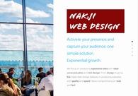 A great web design by Nakji Web Design, San Diego, CA: Responsive Website, Marketing Website , Internet , Wordpress