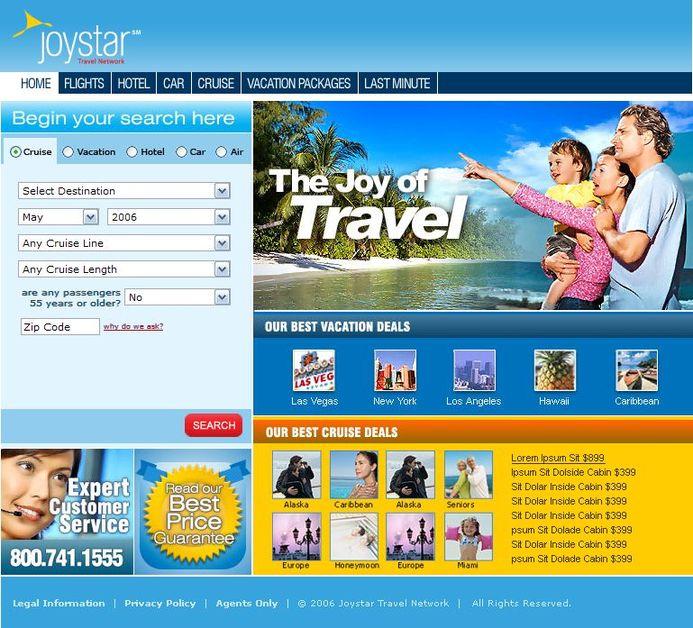 A great web design by Method Media, Los Angeles, CA: