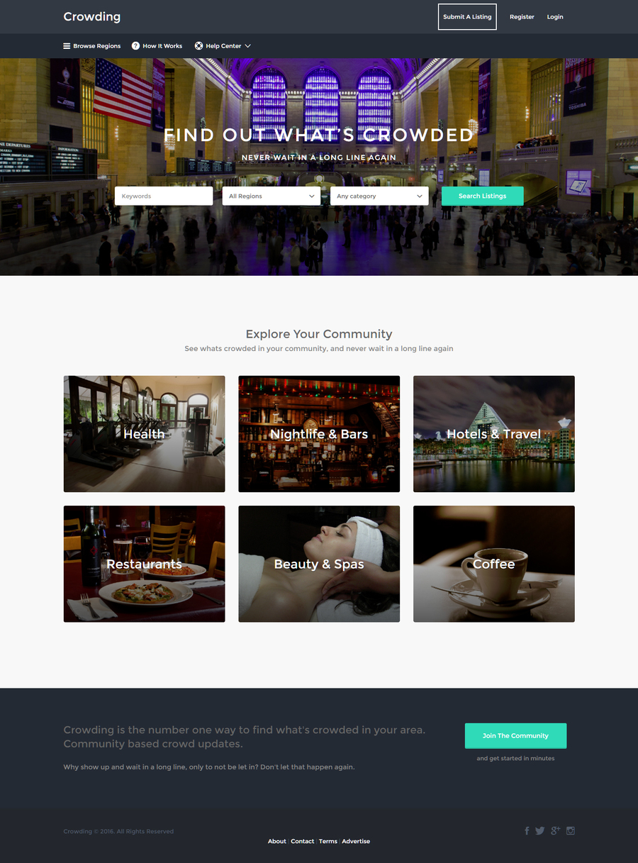 A great web design by Chris M Ranieri, New York, NY: