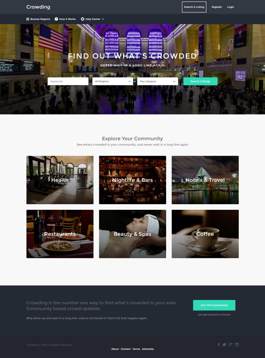 A great web design by Chris M Ranieri, New York, NY: