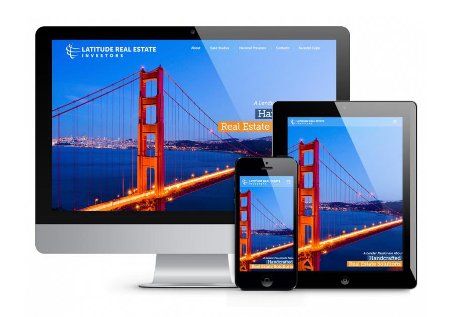A great web design by Jordan Crown Web Design, Seattle, WA: Responsive Website, Marketing Website , Financial Services , Wordpress