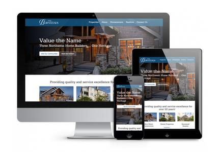 A great web design by Jordan Crown Web Design, Seattle, WA: Responsive Website, Marketing Website , Construction , Wordpress