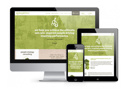 A great web design by Jordan Crown Web Design, Seattle, WA: Responsive Website, Marketing Website , Consulting , Wordpress