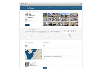 A great web design by Jordan Crown Web Design, Seattle, WA: Responsive Website, Marketing Website , Real Estate , Wordpress