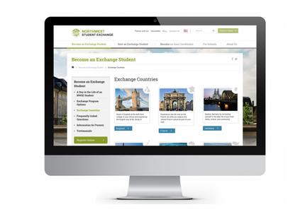 A great web design by Jordan Crown Web Design, Seattle, WA: Responsive Website, Marketing Website , Non Profit , Wordpress