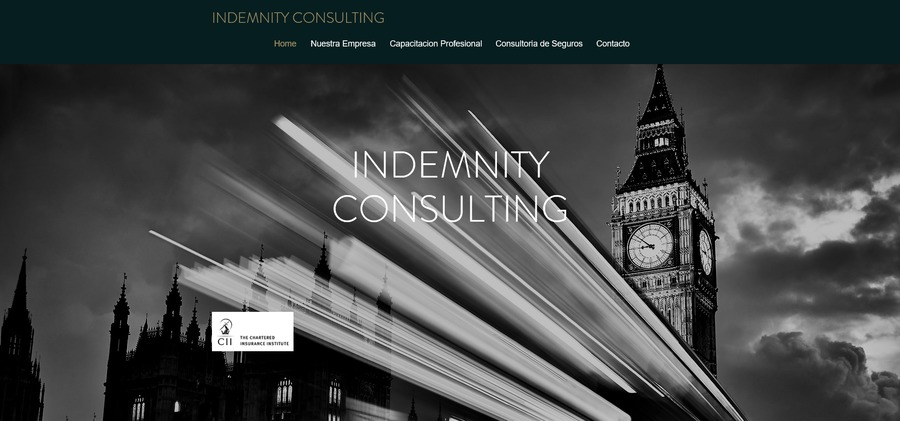 A great web design by GlimmerCloud.com, Santiago, Chile: