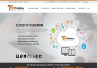 A great web design by TRL IT Solutions, Ahmedabad, India: